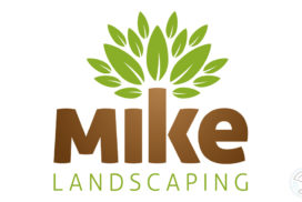 Mike Landscaping logo