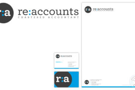 RE:Accounts branding and stationary