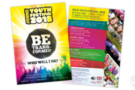 SOLID Youth Festival Publicity 2013