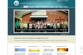 South Woodham Ferrers Evangelical Church website
