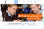 Eversley Primary School website